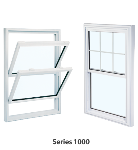 Windows, Double Hung Tilt Windows, North Star Windows
