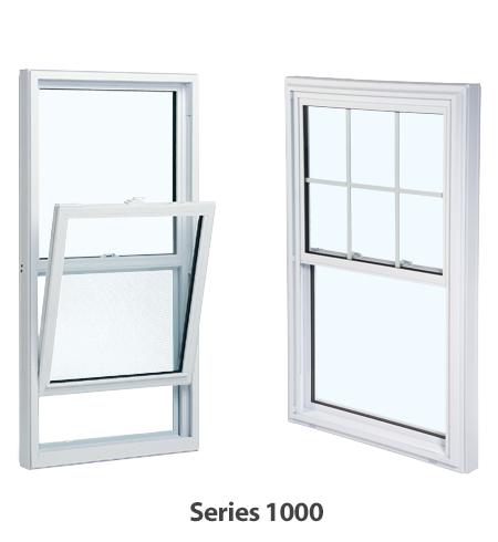 Windows, SIngle Hung Tilt Windows, North Star Windows