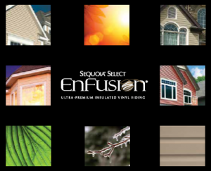 Specialty Enfusion Siding