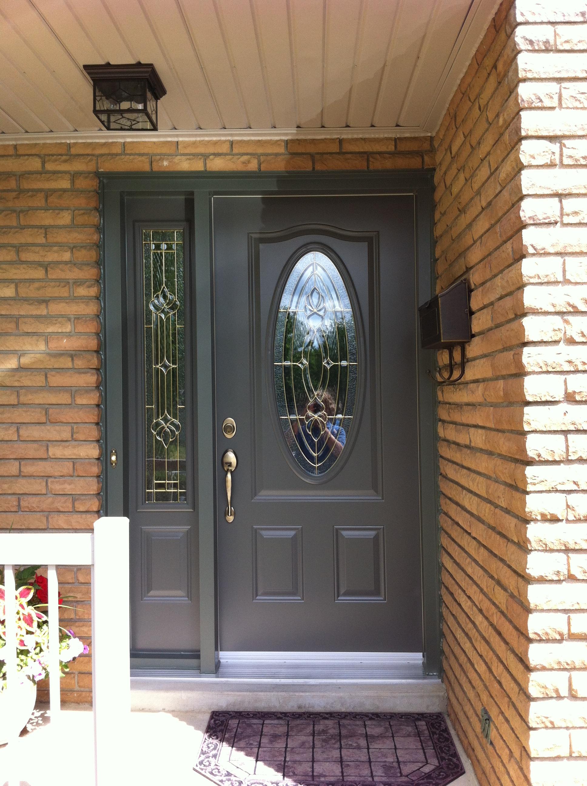 New Gentek Front Door Entry System