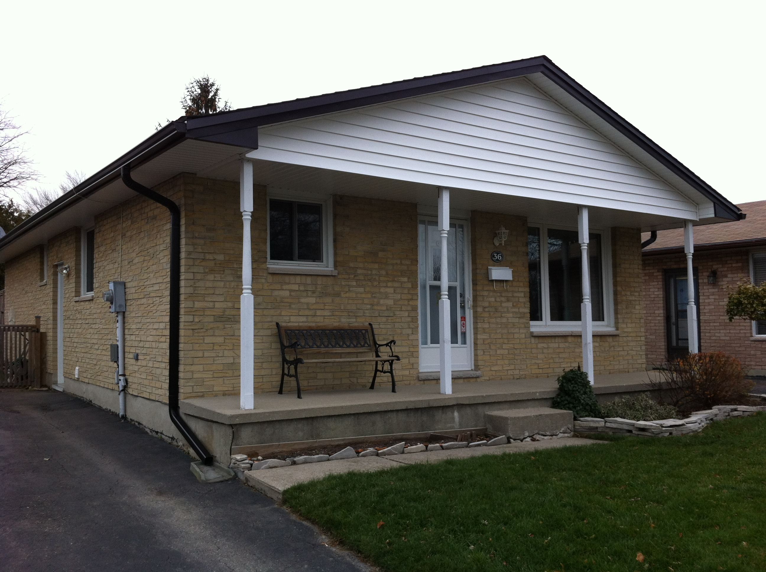 New Siding, Soffit, Fascia and Trough